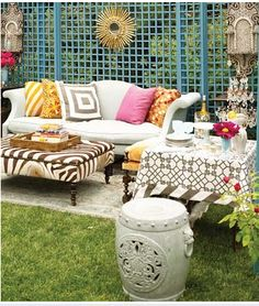 Outdoor for Living Spaces