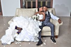 What a stunning photo and couple I Photographer B Hampton Photography #Dallas wedding venue #urban chic #cute couple