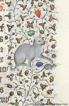 Book of Hours, MS M.1004 fol. 165r - Images from Medieval and Renaissance Manuscripts - The Morgan Library & Museum