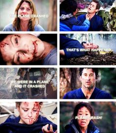 one of the saddest episodes ever Greys Anatomy Season 8, Greys Anatomy Funny, Greys Anatomy Plane Crash, Movies Showing, Movies And Tv Shows, Youre My Person, Grey's Anatomy, Shades Of Grey, Private Practice