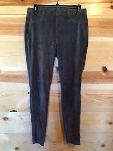 e133fd7efbb4f Women's Faded Glory Dark Gray Corduroy Pants Leggings Jeggings #ebayfashion  #womensfashion #fallstyle #pants #heatherscollectables