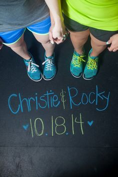 Recently engaged? Take a look at these fun save-the-date photo ideas!