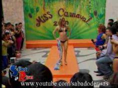Sabado de Risas 13 de Febrero 2010 - Carnaval 2,010 -  1-2 - Panamerican...