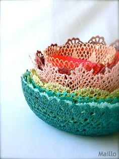 Napperons de Maillo Design textile