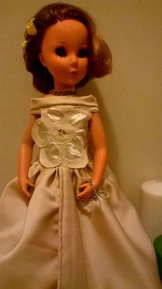 Furga Alta moda abito da sera per  Sheila Sylvie 3 S