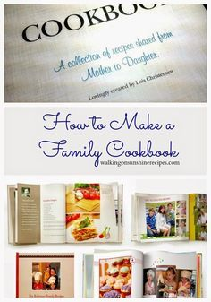 a list of great free templates for making your own cookbook make
