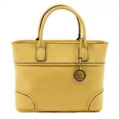 7f6f90ae08df V 1969 Italia Womens Handbag Yellow SOPHIA