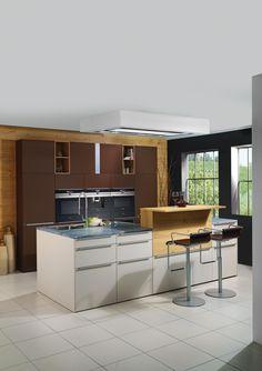 Hochwertige Einbauküche Von EWE: Funktional U0026 Stilvoll