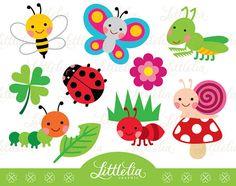 Ehi, ho trovato questa fantastica inserzione di Etsy su https://www.etsy.com/it/listing/215513439/bug-giardino-carino-digital-clipart