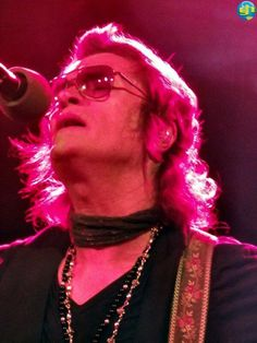 Glenn Hughes LIVE on stage at Junction in Cambridge, UK ~ May 15th, 2011.