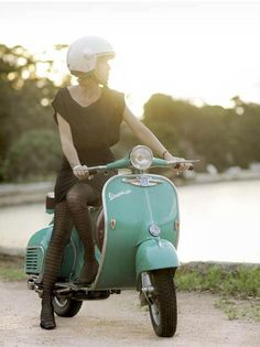 #Vintage 1964   #Vespa  #mint  photography by Jack Atley