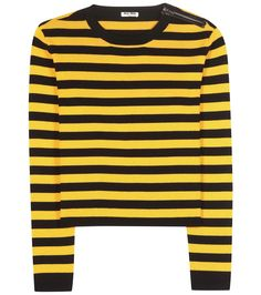 abaday Striped Patch Elbow Long Sleeves Black Sweatshirt (955 UAH ...