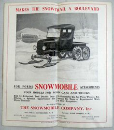 101 best ford model t snowmobiles images antique cars ford ford rh pinterest com
