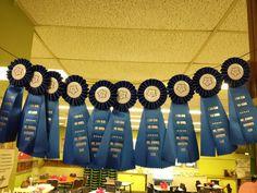 sight word awards! Kinder Cakes