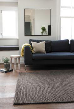 Ormond Textured Floor Rug by Mulberi » Archipro