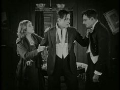 Rudolph Valentino in Delicious Little Devil with Mae Murray
