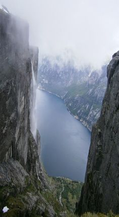 Fjord Tours of Norway #norway #travel Centuries of glacier movement carve bays…
