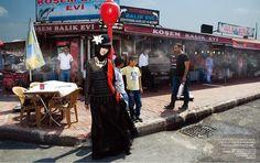 Turkish Delight (Harper's Bazaar China)