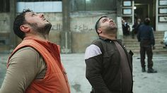 """Last Men in Aleppo"" #documentary #Syria #supportarabcinema #movie #film #Sundance #Arab #Pleasantville #anaarabcinema #jbfc_pville #ANA2017"