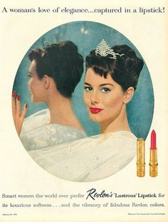 Vintage Clothing Love: Vintage Lipstick Advertisements
