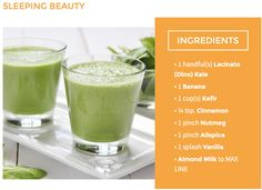 A smoothie that's sure to enhance your beauty sleep, try the Sleeping Beauty for a #NutriBlastLife