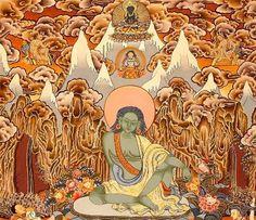 Milarepa - poet saint of Tibetan #Buddhism