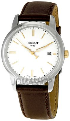 Tissot T Classic Dream White Dial Mens Watch T0334102601100