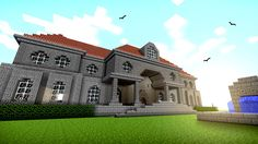 6 Great House Designs & Ideas! - Minecraft - YouTube