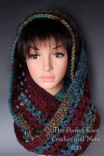 The NOW Cowl - 2 Sizes $1.00