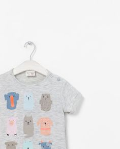 ZARA - ENFANTS - T-shirt à motifs