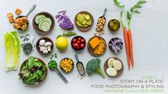 Food Photography Workshop CreativeLive