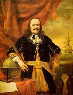 In 1631 trouwde Michiel met Mayke Velders. Zij overleed dat jaar in het kraambed. Michiel hertrouwde in 1636 met Neeltje Engels. Hun zoon Engel werd een goede zeeman.