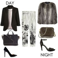 easy outfit to transition from work to holiday party #AGHolidaySparkle