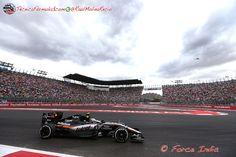 Pérez: «Me sentí muy privilegiado de estar conduciendo en casa y sentir tanto apoyo»  #F1 #Formula1 #MexicoGP