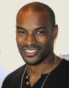 Tyson Beckford, his really really really ridiculously good looking