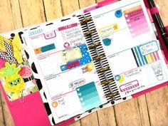 five sixteenths blog: Free Sticker Friday // January Mini Kit