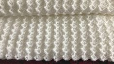 Easiest crochet baby blanket/Crochet blanket pattern/Crochet shawl The Effective Pictures We Offer You About Crochet sweater A quality picture can tell you many things. Unique Crochet, Easy Crochet, Crochet Hooks, Tutorial Crochet, Crochet Cord, Beginner Crochet, Crochet Bags, Crochet Animals, Free Crochet
