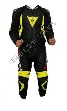 Dainese Laguna Seca Pro One Piece Motorbike Racing Leather  Suit for USD 460 only