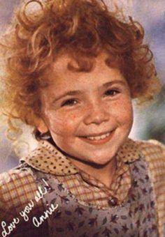 Annie (aka Aileen Quinn)