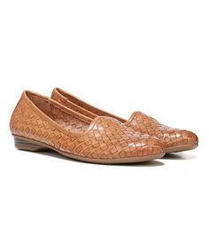 Look what I found on #zulily! Tan Sandee Leather Loafer #zulilyfinds