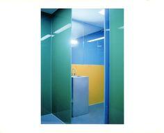 Mercator - Interiors - Work - MVS - The Maarten Van Severen Foundation
