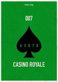 https://flic.kr/p/7GtqYk | Casino Royale #02 | Casino Royale, de todos os filmes do agente 007 sem dúvidas é o melhor, o de maior bilheteria e o que menos distribuiu pancadarias e focou mais em uma história. Um roteiro bastante complexo pra um filme do James Bond complementa a ótima atuação de Daniel Craig que no começo foi muito criticado por fugir dos padrões dos seus antecessores. Nesse filme você conhece um Bond mais inexperiente e no começo de sua Carreira logo após ganhar a licença pra…