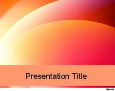 Wisdom PowerPoint Template is a free abstract background template that you can download to make presentations in Microsoft PowerPoint 2010 and other versions of PowerPoint