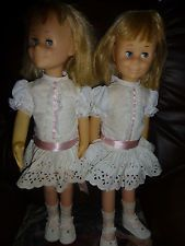 2 Blond Haired Charmin Chatty Dolls very good cond non smoking