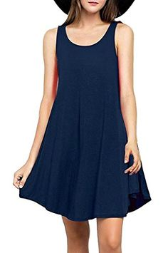 Special Offer: $9.99 amazon.com Women's Casual Draped Sleeveless Simple Loose Dress ShirtCasual style,short length,Sleeveless, O-Neck, super softLoose, stretchyGood for work and the weekend, dress up or down.Perfect fit with long boots leggings or skiny jeans.Please compare the detail...