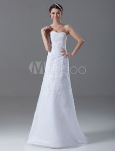 #Milanoo.com Ltd          #Wedding Dresses          #Classic #White #Organza #Sweetheart #Neck #Beading #A-line #Sleeveless #Wedding #Dress #Bride          Classic White Organza Sweetheart Neck Beading A-line Sleeveless Wedding Dress For Bride                                           http://www.snaproduct.com/product.aspx?PID=5733155