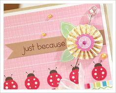 """""""Happy Mail"""" with Sheri Reguly! at Scrapbook & Cards Today"""