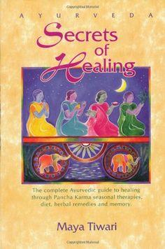 Ayurveda Secrets of Healing by Maya Bri. Tiwari http://www.amazon.com/dp/0914955152/ref=cm_sw_r_pi_dp_P7rZwb14RBQWY
