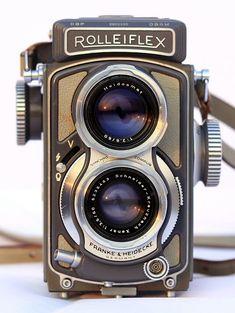 Rolleiflex baby grey