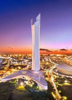 Durban Iconic Tower - The Skyscraper Center